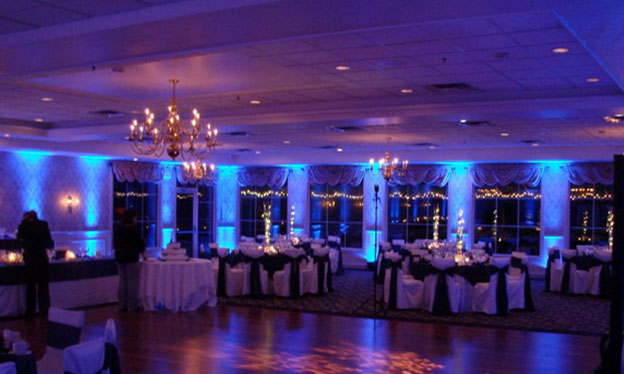 Programmable LED Lights Wedding
