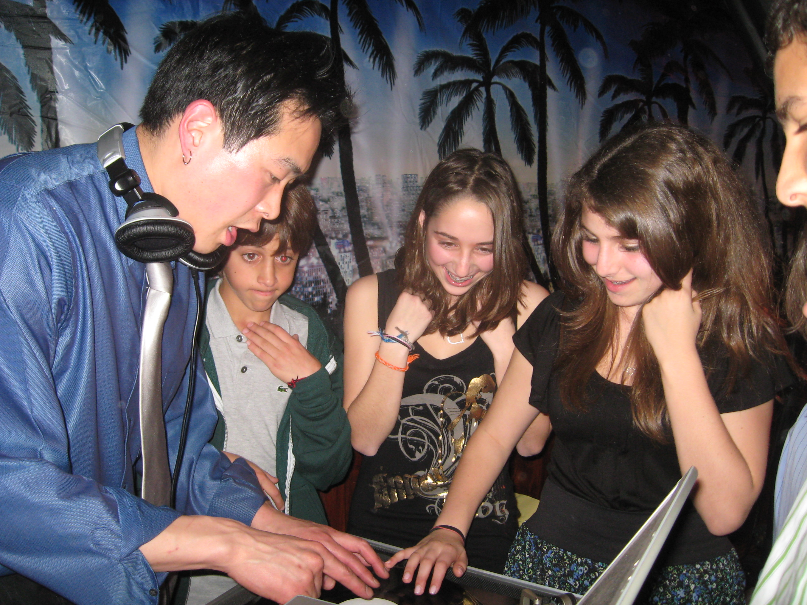 Bar Mitzvah Dj Los Angeles