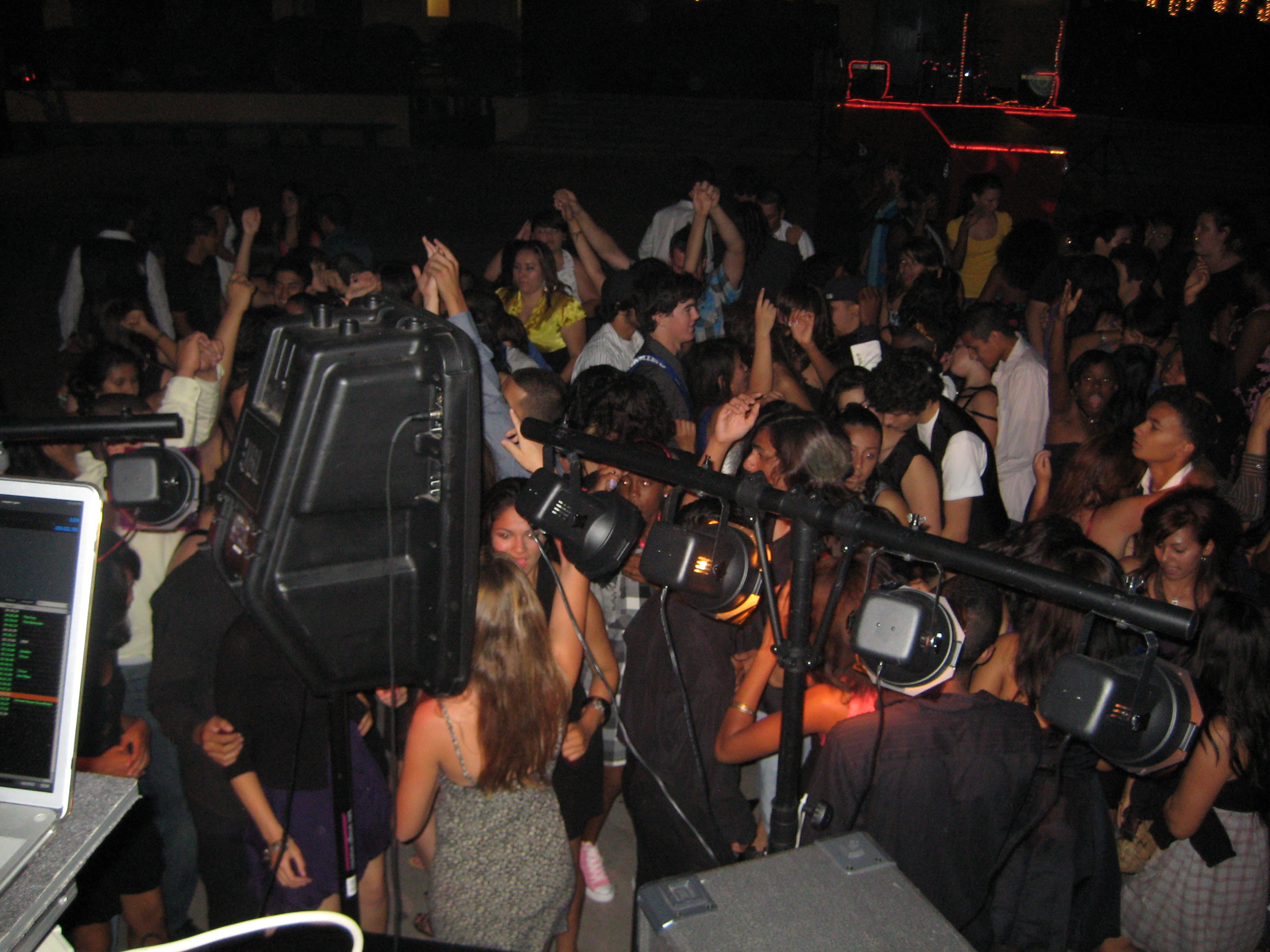 College Party DJ Los Angeles
